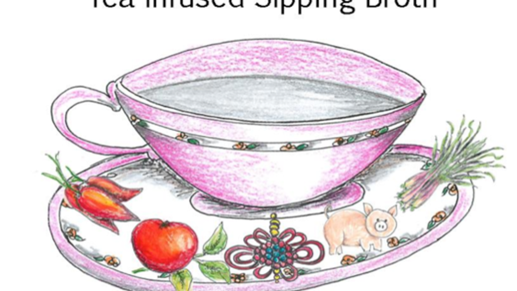 Millies Savory Teas - Comfort Food in a Broth project video thumbnail