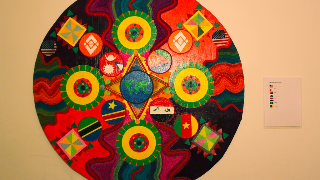 Mandalas for Global Peace and Communication by Rebecca Green