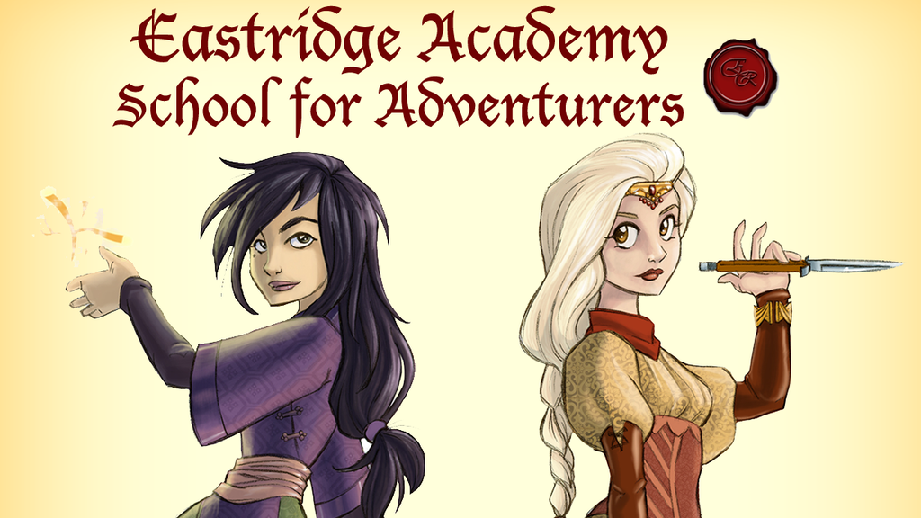School for Adventurers: A High Fantasy High School Novel project video thumbnail