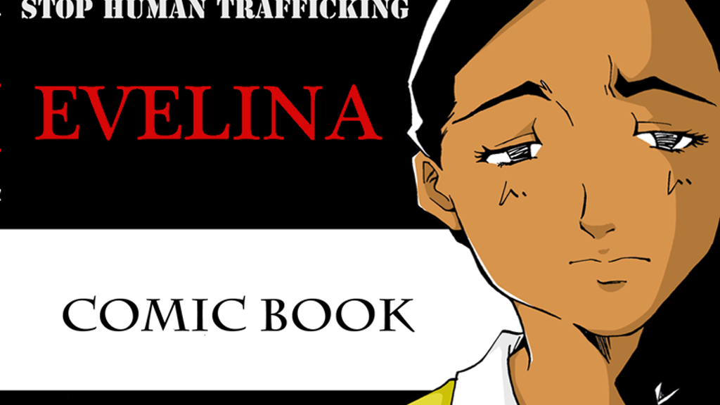 A Comic Book to Fight Human Trafficking in Mexico  EVELINA project video thumbnail