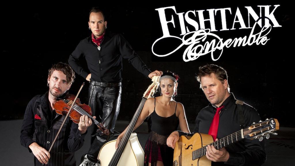 """New FISHTANK ENSEMBLE album """"EDGE OF THE WORLD"""" project video thumbnail"""