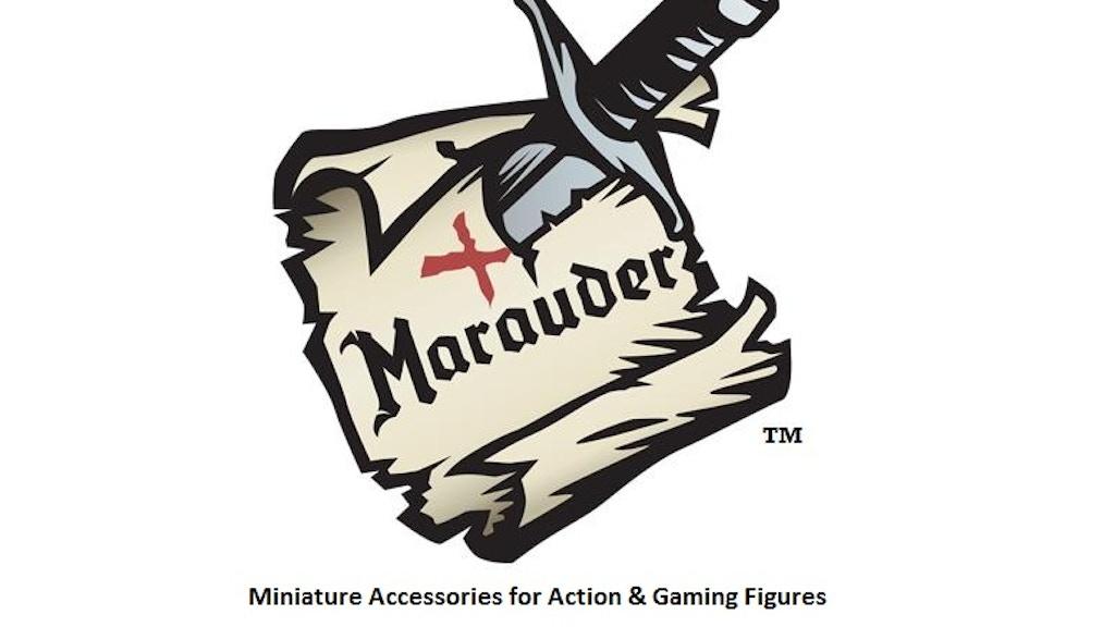 Marauder GR: A New Era Of Figure & Gaming Miniature Gear project video thumbnail