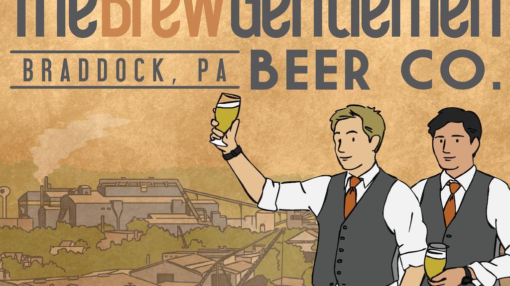 The Brew Gentlemen Beer Co. project video thumbnail