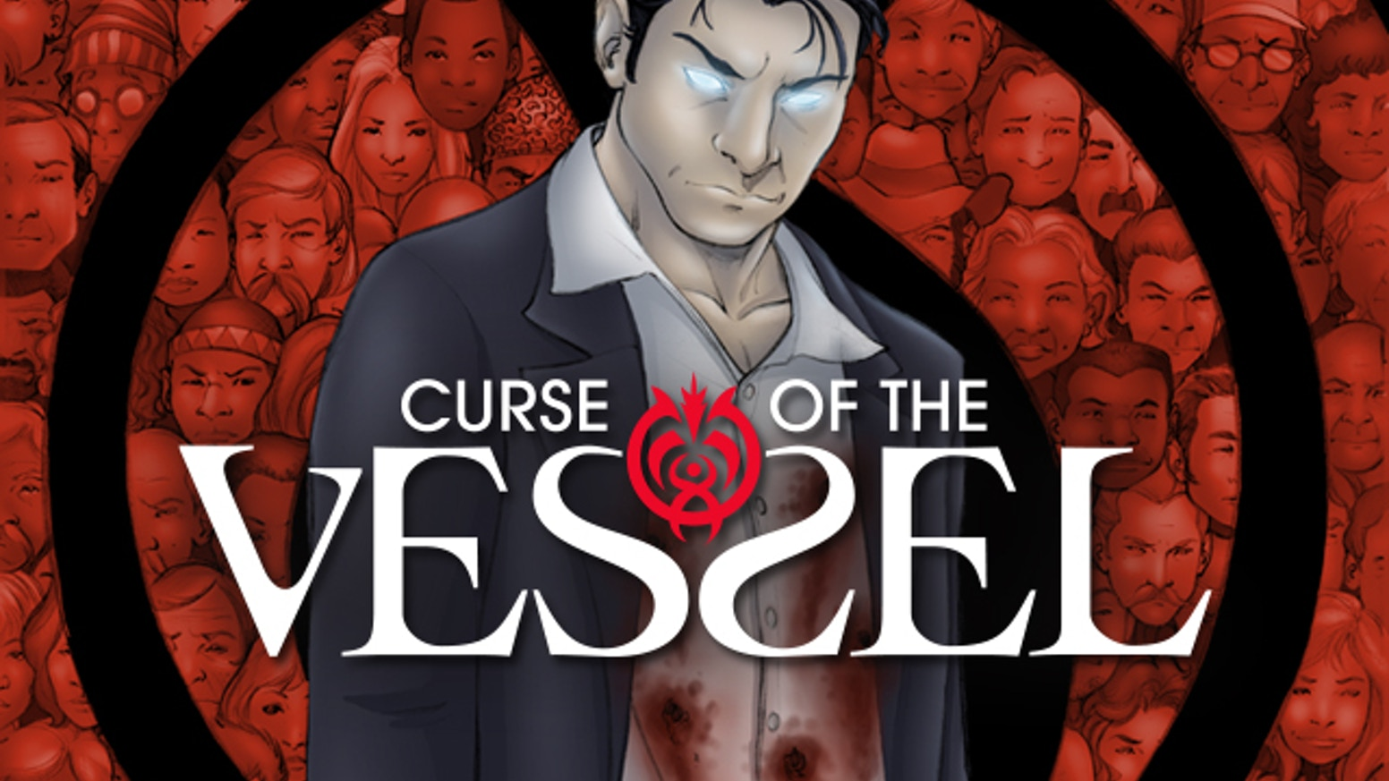 A brutal criminal, cursed to be a vessel for the dead, relentlessly hunts the man who cursed him. Part one of a four issue series.