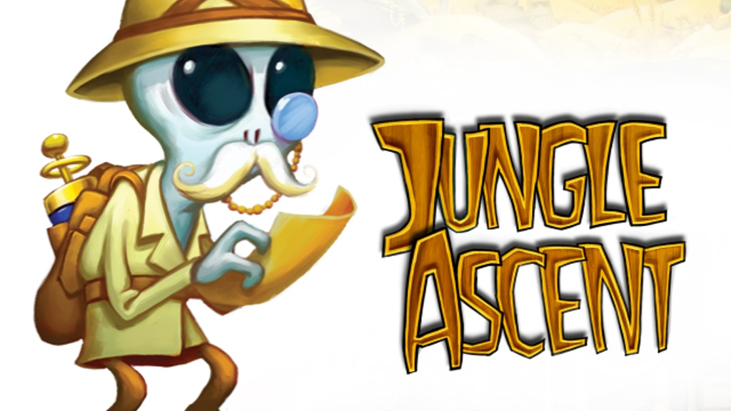 Jungle Ascent project video thumbnail