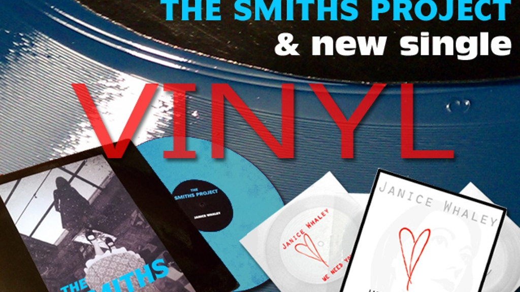JANICE WHALEY ON VINYL: Smiths Project & Duran Duran cover project video thumbnail