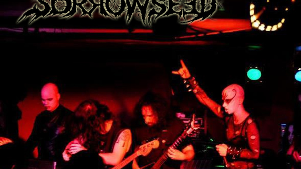 """SORROWSEED'S FIRST TOUR + SECOND ALBUM """"NEMESIS ENGINE"""" project video thumbnail"""
