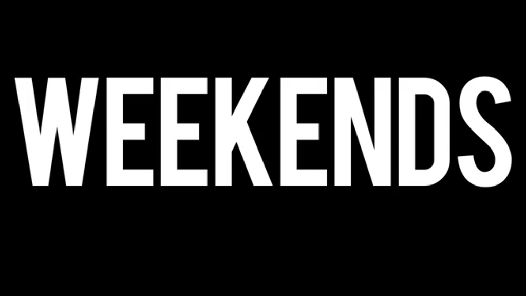 Weekends - 'New Humans' project video thumbnail