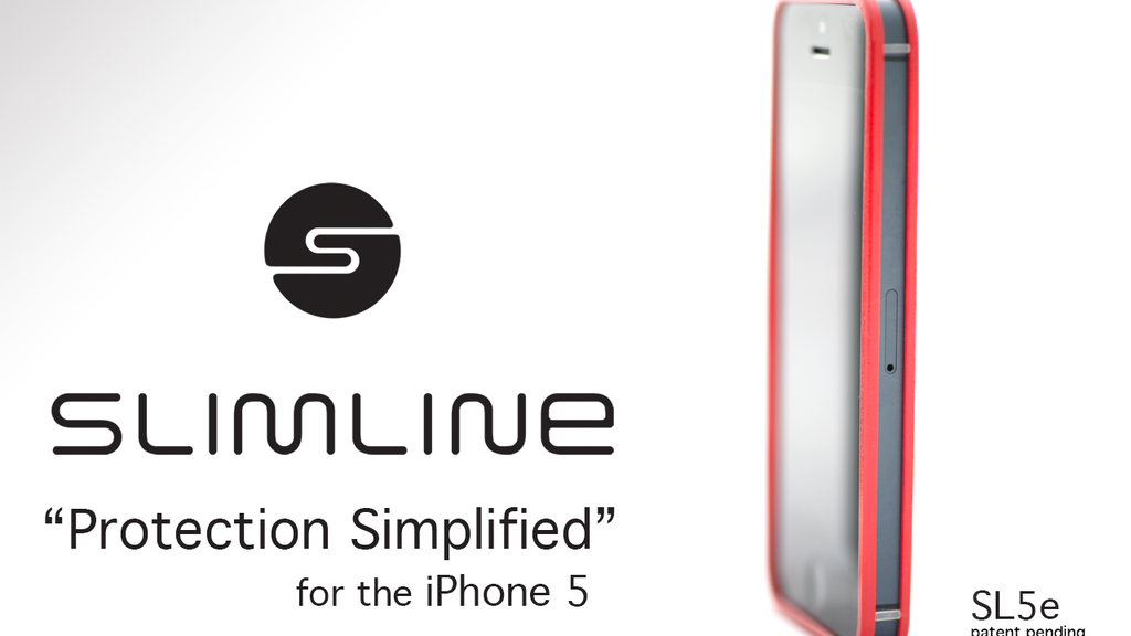 SLIMLINE : NEXT GENERATION SMART PHONE PROTECTION project video thumbnail