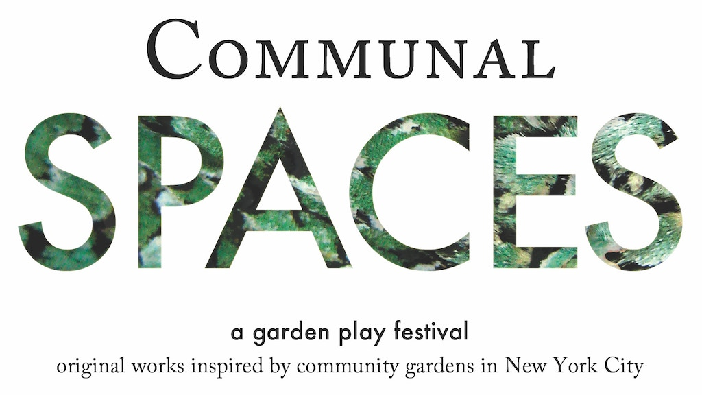 Communal Spaces: A Garden Play Festival project video thumbnail