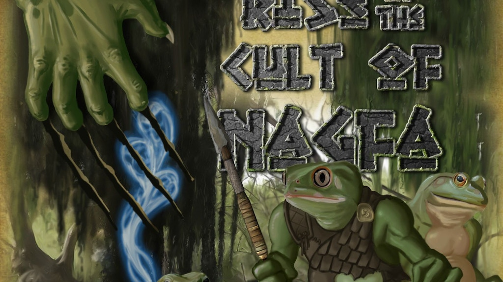 Rise of the Cult of Nagfa: A Pathfinder Adventure project video thumbnail