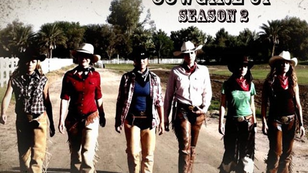 Cowgirl Up: Season 2! project video thumbnail