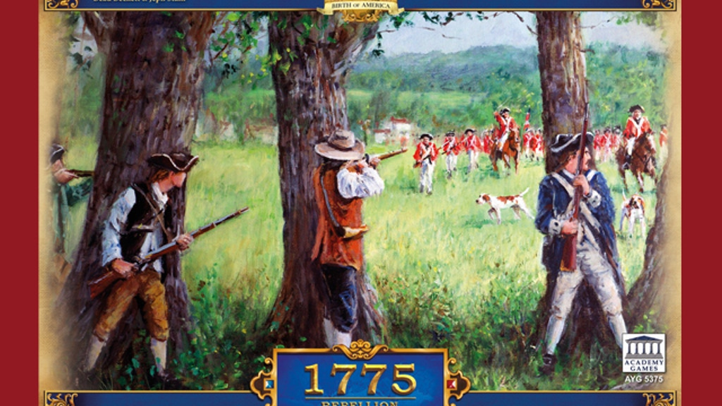 1775 - Rebellion  (Birth of America Series) project video thumbnail