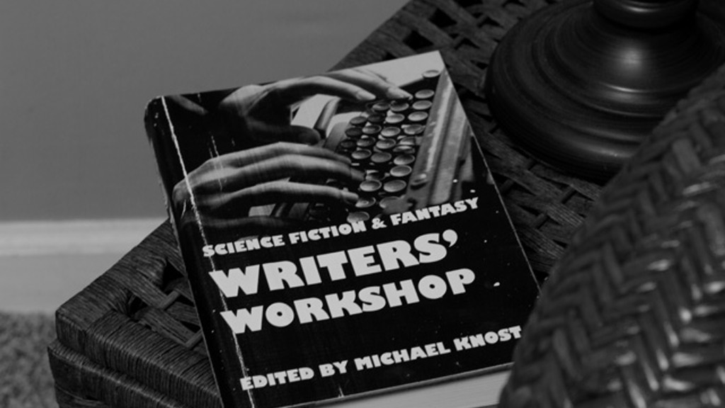 The Writers Workshop of Science Fiction and Fantasy project video thumbnail