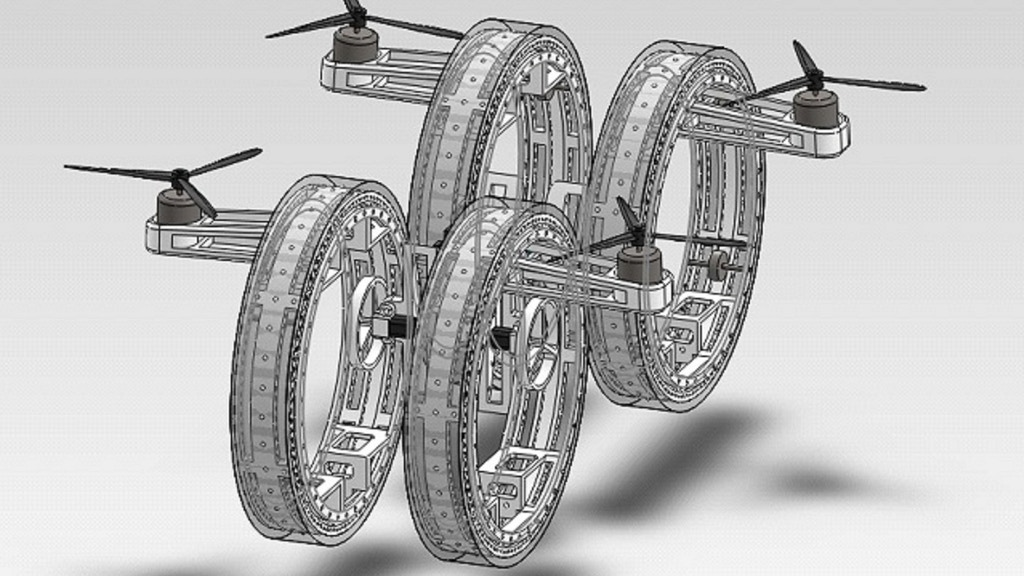 RObot: A Transformable Multicopter/Rover project video thumbnail