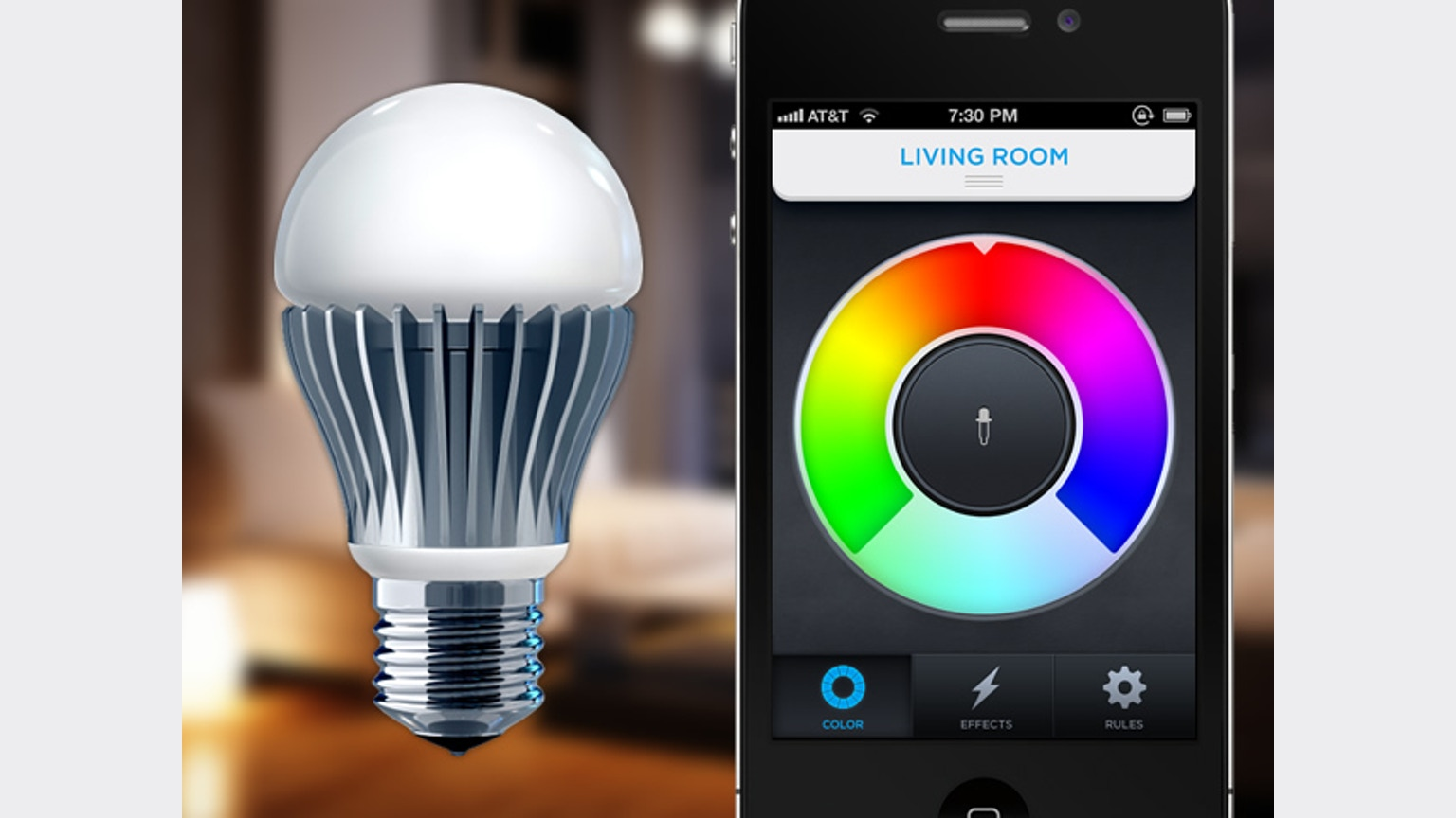 Lifx The Light Bulb Reinvented By Phil Bosua Kickstarter