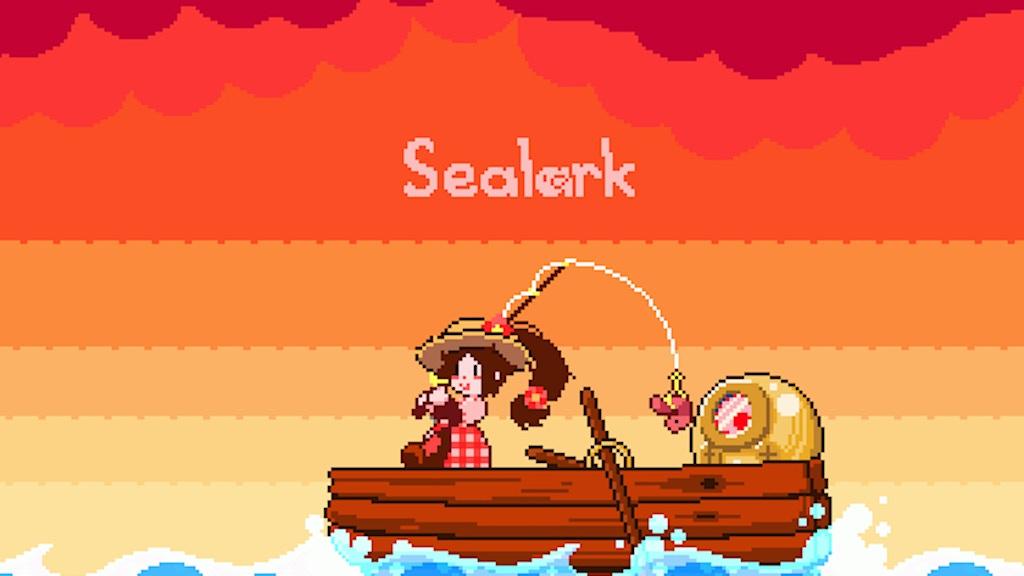 Sealark, an Oceanic Adventure Game project video thumbnail