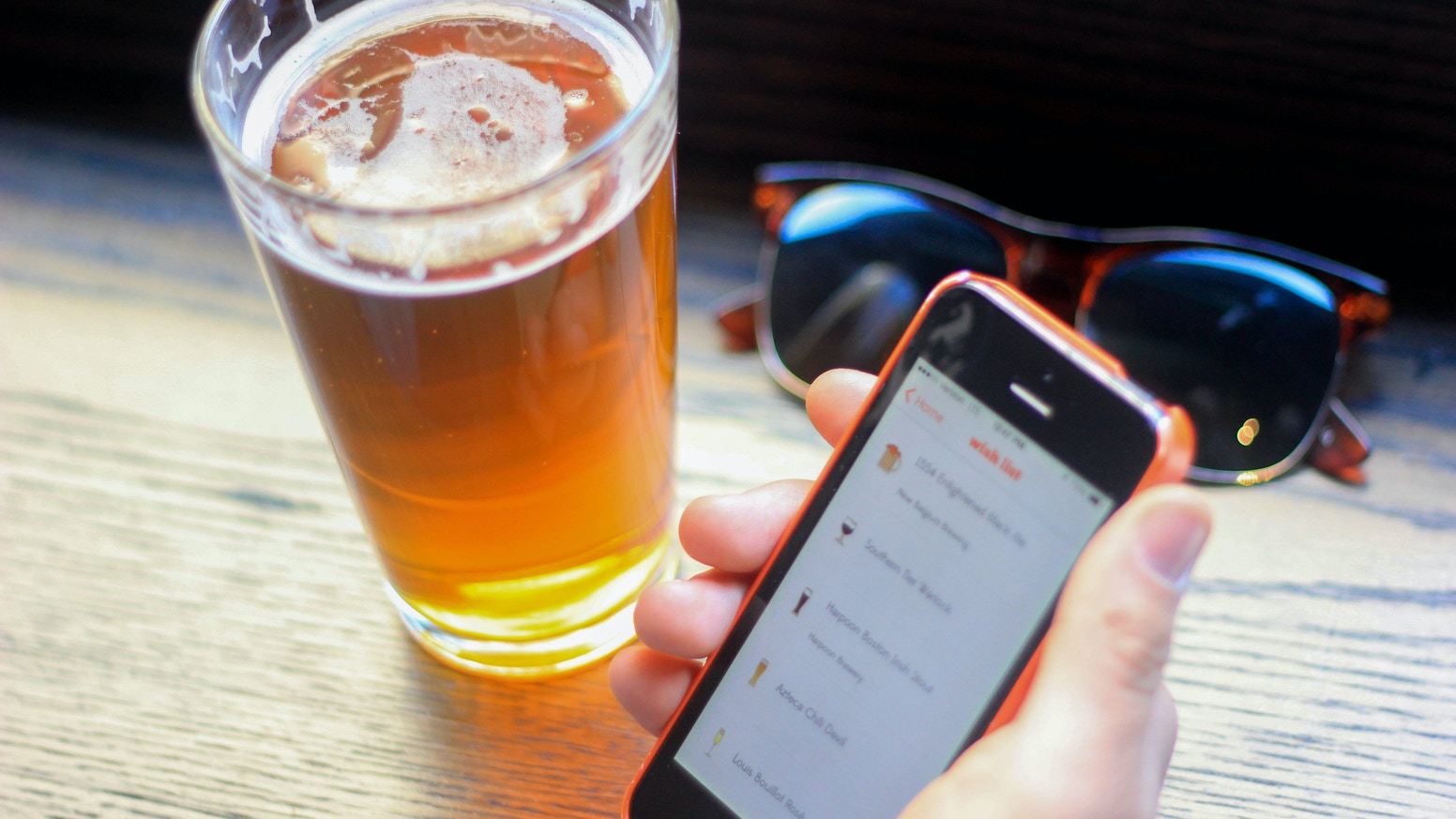 Swig is a social drink journal that learns your tastes and helps you discover new beers, wines and spirits. Let's drink explore.