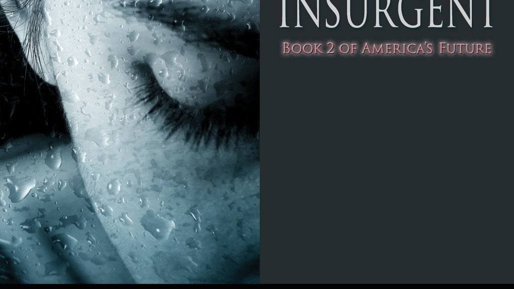 Insurgent: Book 2 of America's Future project video thumbnail