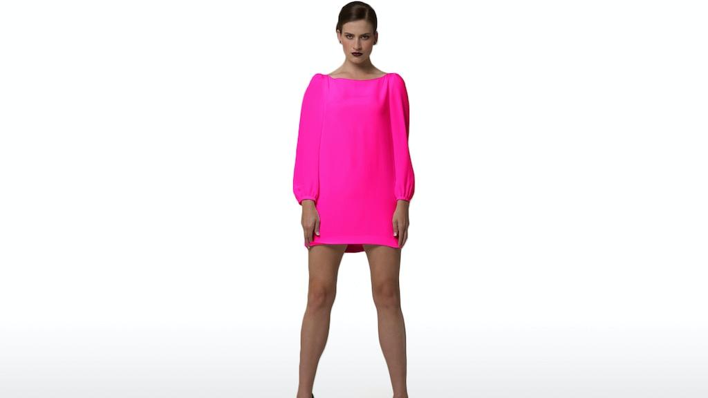 Bow & Drape: Bespoke Dresses F/W 2012 by Aubrie Pagano — Kickstarter
