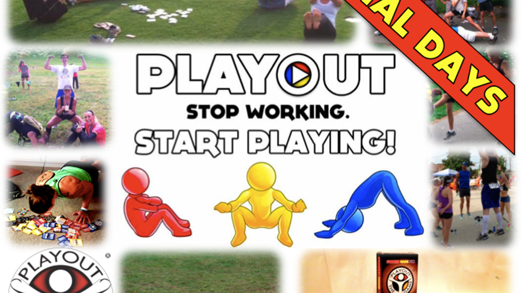 Playout: The Exercise Card Game - Fitness Made Fun project video thumbnail