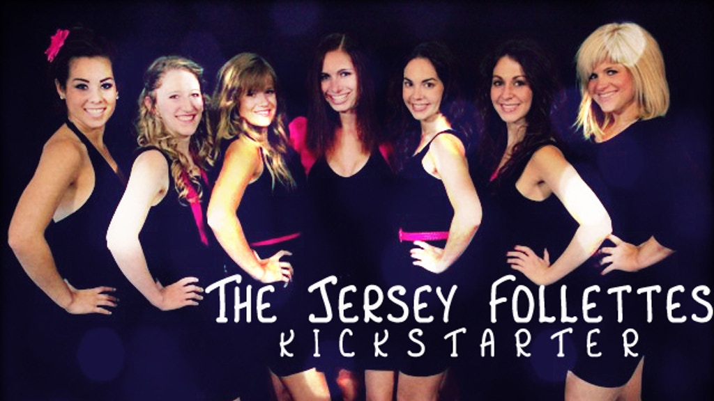 "The Jersey Follettes' New Show: Get Your ""Fall""ette On! project video thumbnail"