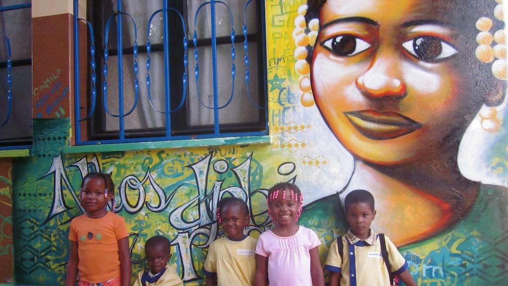 Kibera Walls for Peace! Youth Mural Project: Nairobi, Kenya project video thumbnail