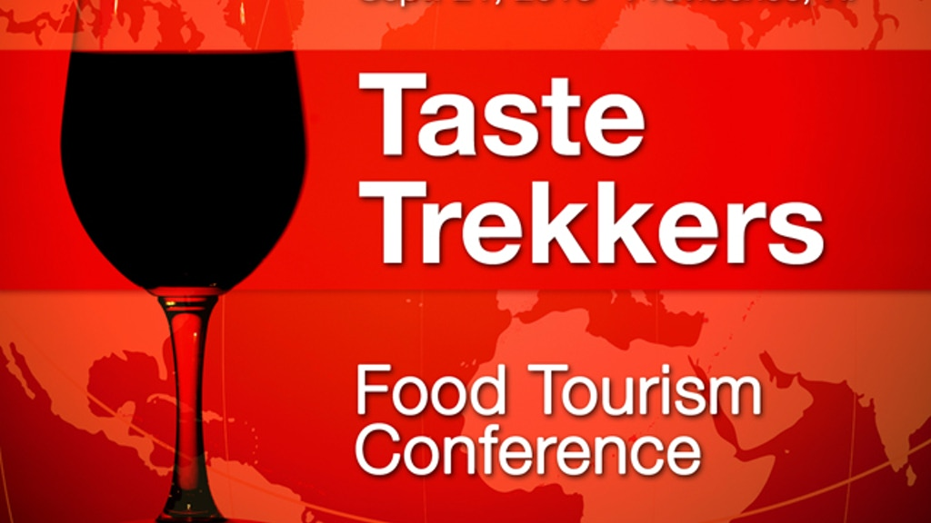 Taste Trekkers Food Tourism Conference project video thumbnail