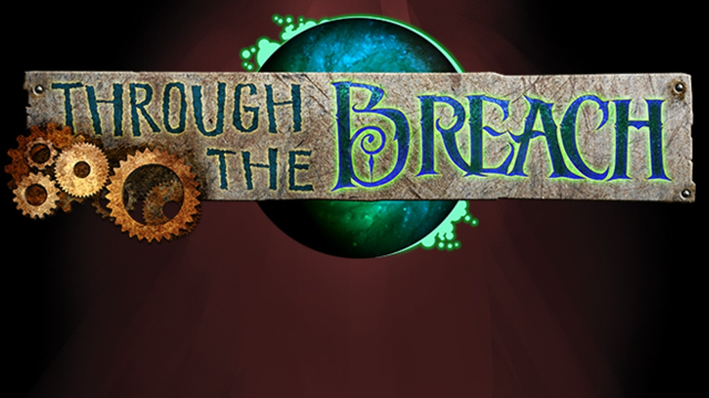 Through the Breach: A Malifaux Roleplaying Game project video thumbnail