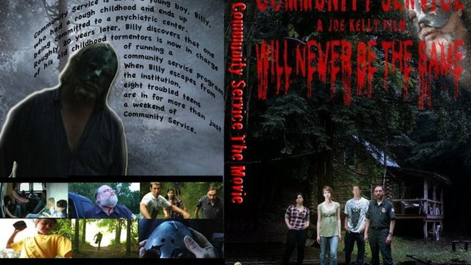 Award winning horror feature film - Community Service ...