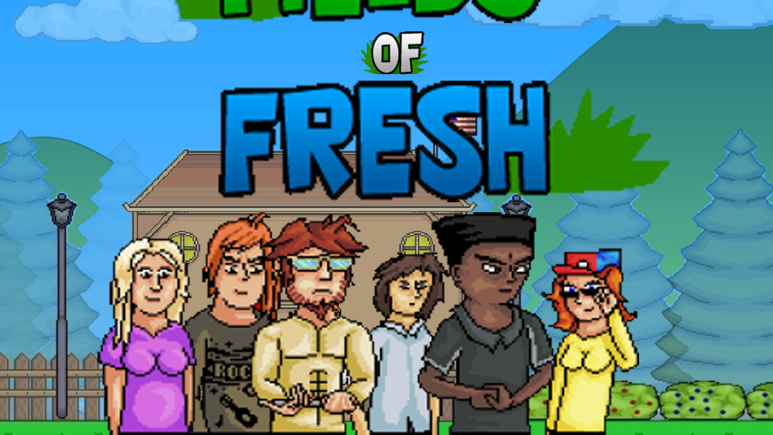 A Genuine Adventure RPG about a group of young farmers for the Linux, Mac, Windows, the Nintendo Wii U and and Xbox One.