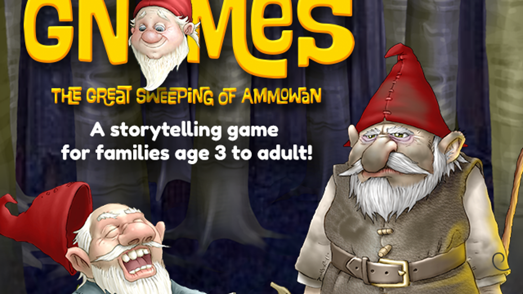 Gnomes: The Great Sweeping Of Ammowan project video thumbnail