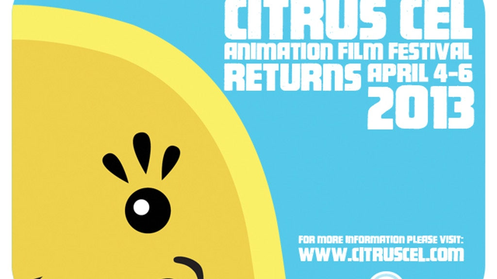 The 2013 Citrus Cel Animation Film Festival project video thumbnail