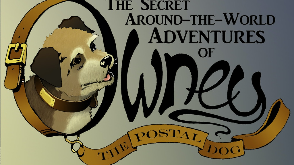 Secret Around-the-World Adventures of Owney the Postal Dog project video thumbnail