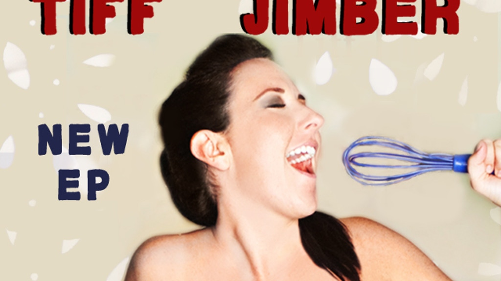 Tiff Jimber records 6 song EP project video thumbnail