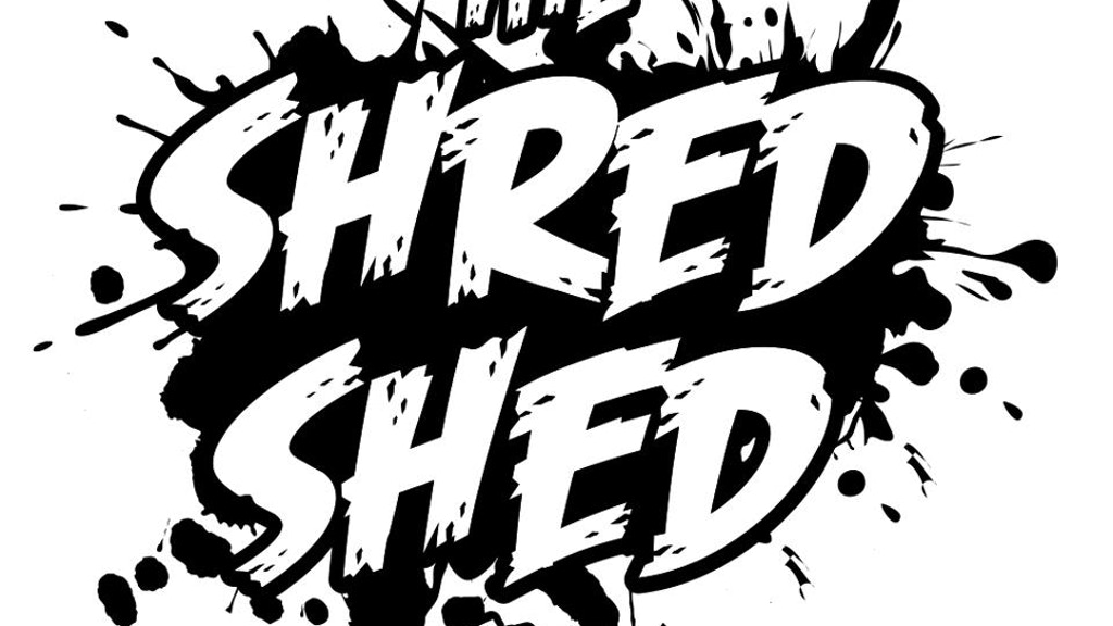 Re Open The Shred Shed Slc By Shred Shed Kickstarter