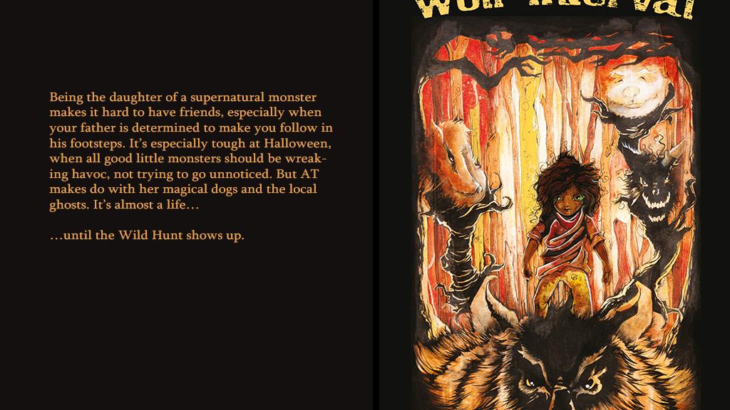 Wolf Interval: A Senyaza Series novel by Chrysoula Tzavelas project video thumbnail