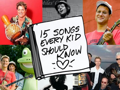 Classic Songs Every Kid Should Know