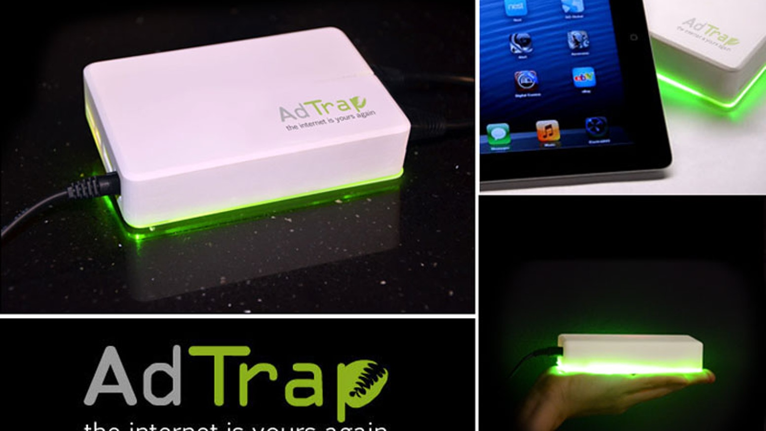 AdTrap - The internet is yours again by Chad Russell — Kickstarter 83f2a82a3f2