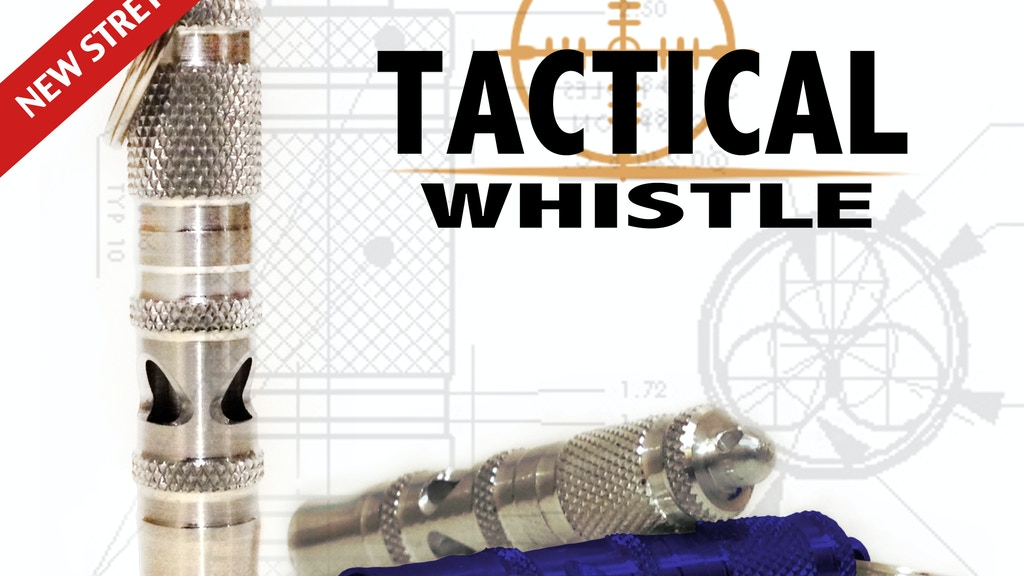 Tactical Whistle project video thumbnail