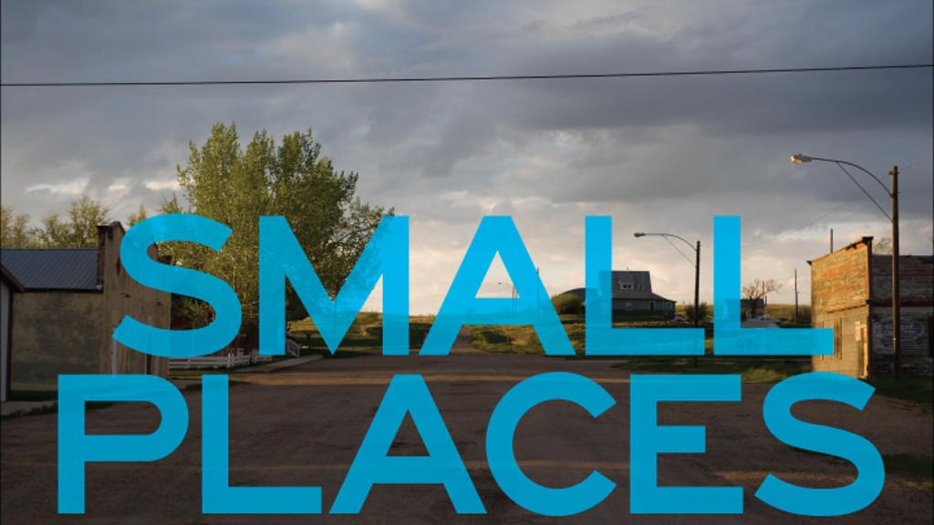 Small Places project video thumbnail