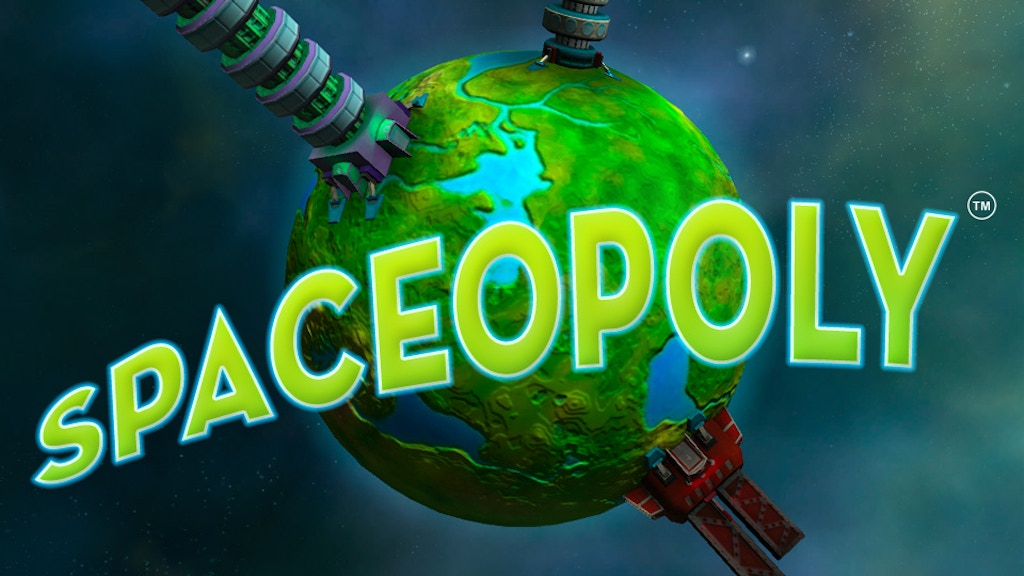 Spaceopoly: a multiplayer sci-fi adventure game project video thumbnail