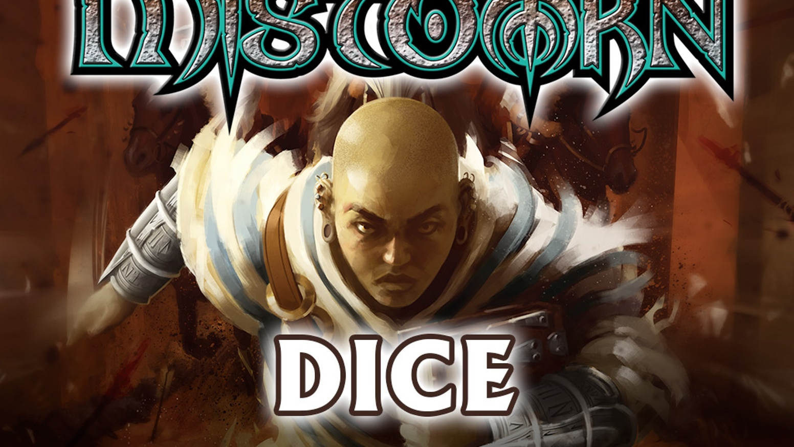 Dice for fans of Brandon Sanderson's Mistborn and the Mistborn Adventure Game
