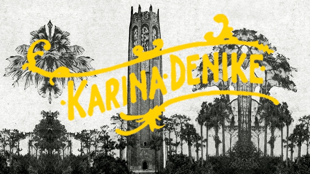 Karina Denike ~ Debut Solo Album project video thumbnail