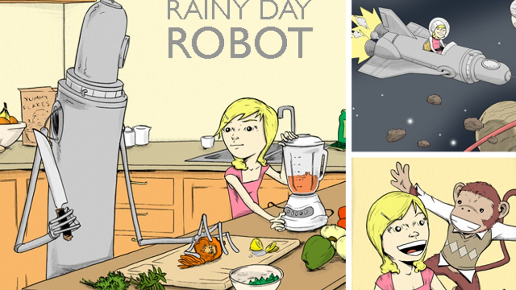 Alison And Her Rainy Day Robot project video thumbnail
