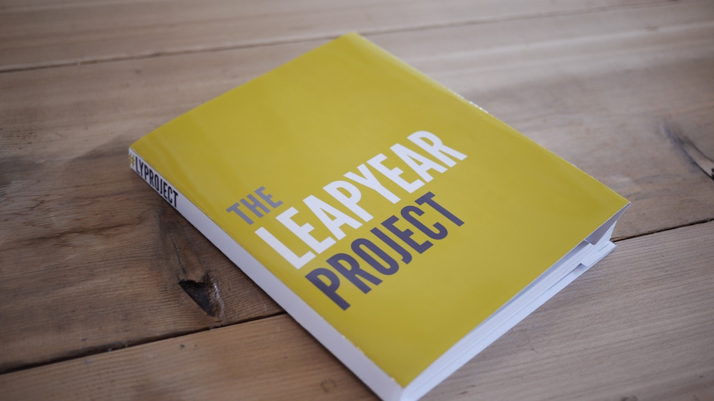 The Leapyear Project Book project video thumbnail