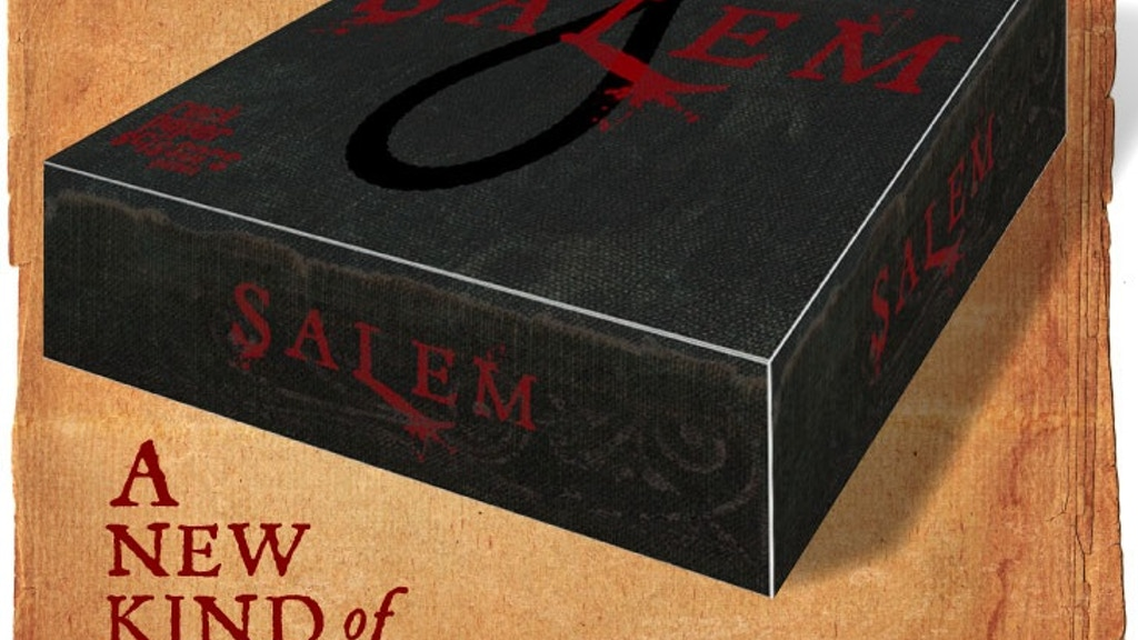 Salem: An Innovative New Strategy Board Game for 3-7 players project video thumbnail