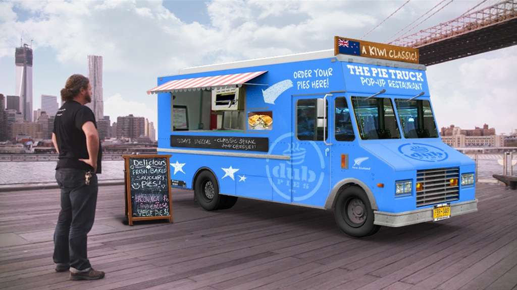 The DUB Pies Food Truck project video thumbnail
