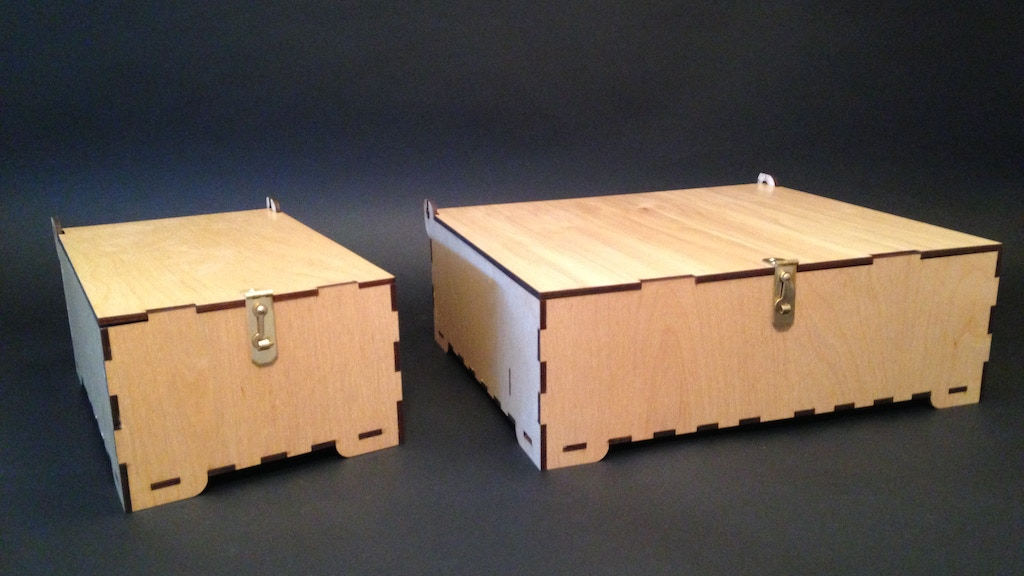 Dominion Storage Boxes (and MORE) project video thumbnail