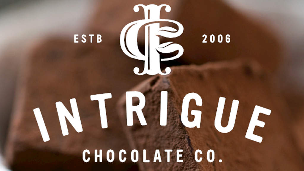 Intrigue Chocolate Company project video thumbnail